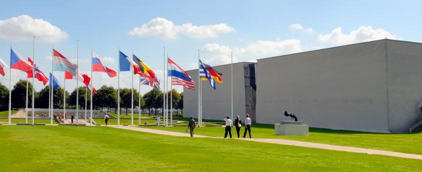 Mémorial de Caen - musée Normandie